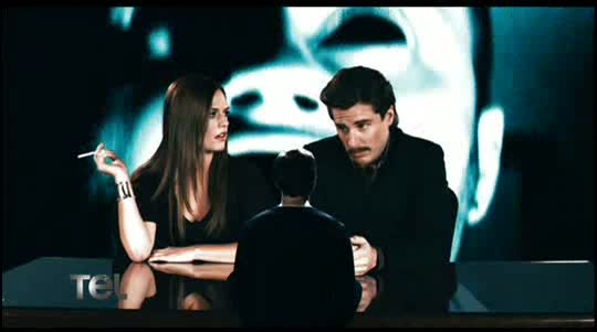 Gamer Screencap Maggie Lawson, James Roday Psych