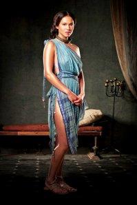 Spartacus Kadınlarının Giysileri