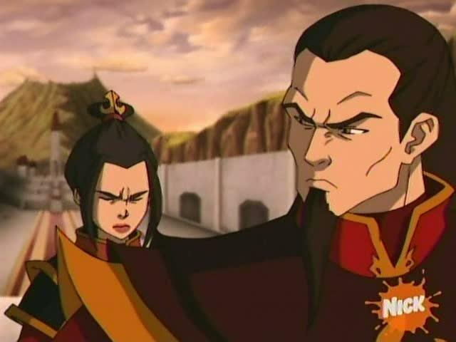 avatar the last airbender cartoon screencap book 3 fire chapter 18192021 sozins comet a the phoenix king 13 Avatar Cartoon Book 3 Episode 4