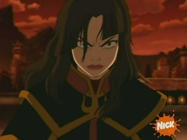 Avatar the last airbender cartoon screencap book 3 fire chapter