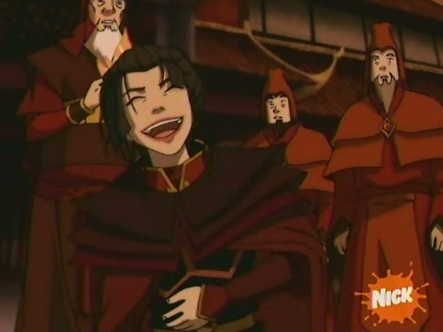 Avatar the last airbender cartoon screencap book 3 fire chapter 18