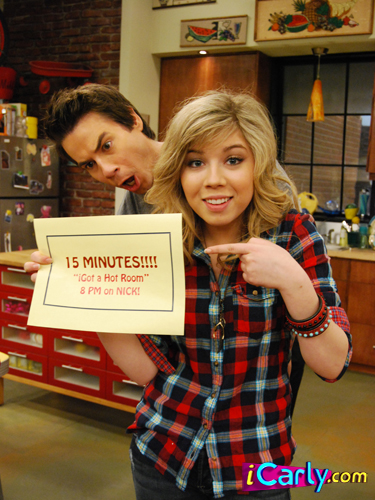Icarly cast nude together mine, not