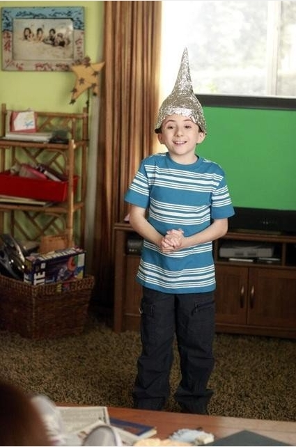 The Middle - Brick Heck - Atticus Shaffer