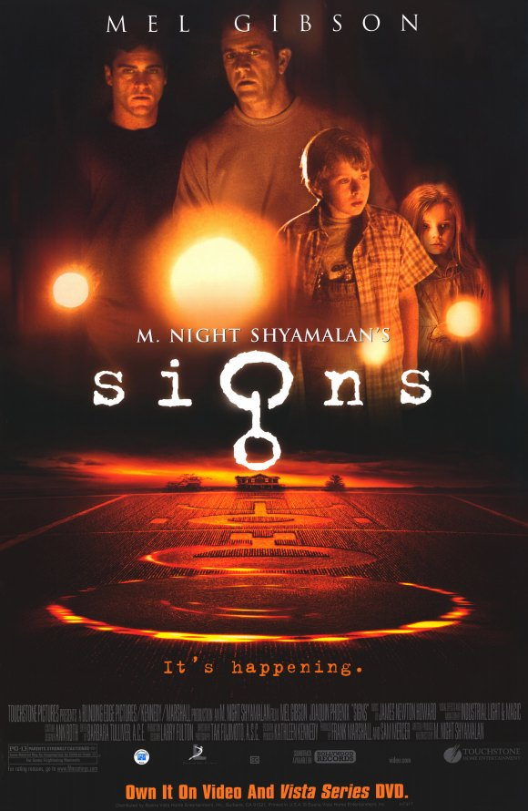 Rewatching SIGNS : BSI