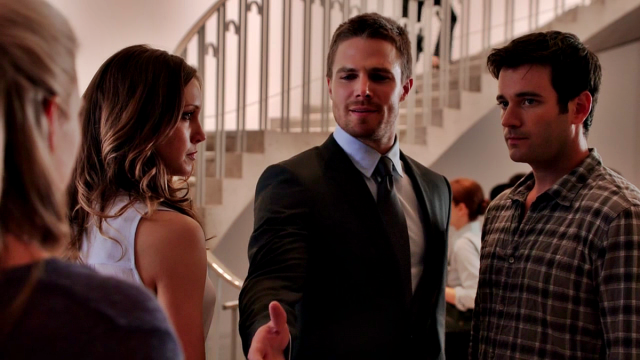 Arrow 2 – Honor Thy Father, or DON'T YOU KNOCK | Shipcestuous