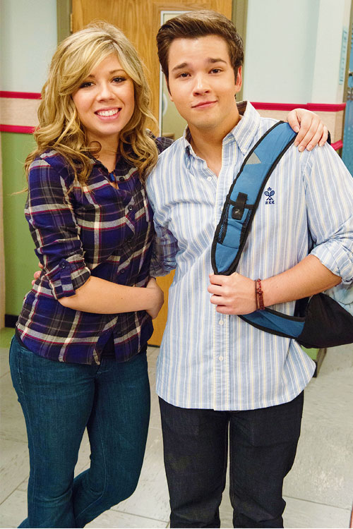 Jennette Mccurdy And Nathan Kress: Icarly Cast Igoodbye Jennette Mccurdy Nathan Kress (6