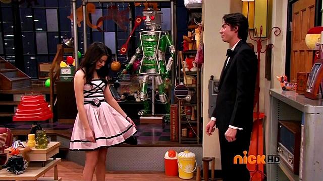 iCarly iGoodbye Carly and Spencer