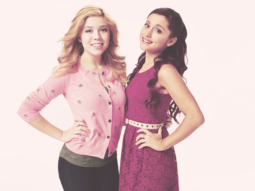 Sam and Cat samantha puckett ariana grande jennette mccurdy