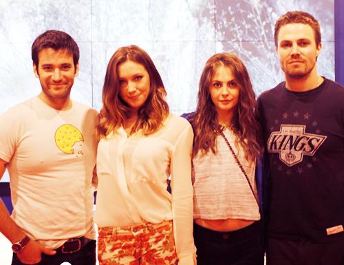 Arrow cast (1)