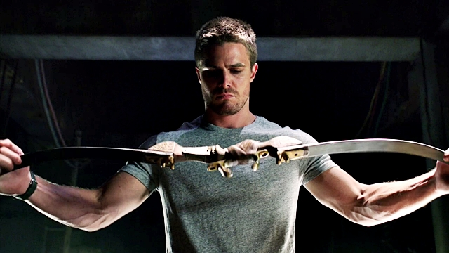 Arrow - Muse of Fire - A - Oliver Queen
