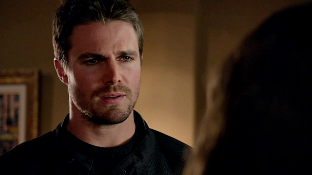 Arrow - Muse of Fire - B - Oliver Queen Thea Queencest (6)