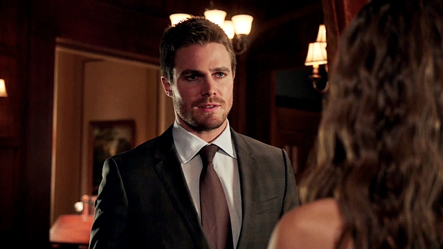 Arrow - Muse of Fire - F - Oliver Queen Thea Queencest (1)