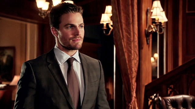Arrow - Muse of Fire - F - Oliver Queen Thea Queencest (6)