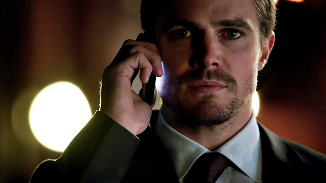 Arrow - Muse of Fire - M - Oliver Queen (1)