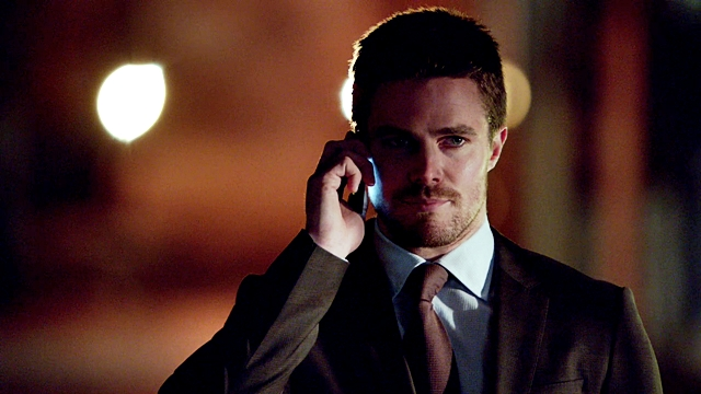 Arrow - Muse of Fire - M - Oliver Queen