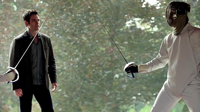 Arrow - Muse of Fire - N = John Barrowman, Tommy Merlyn (4)