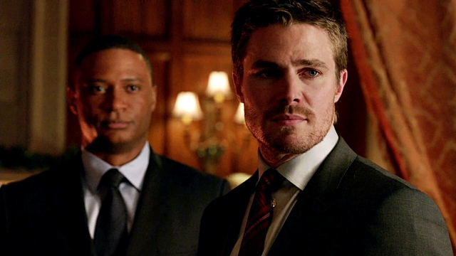 Arrow - Year's End - Queencest - Oliver Thea Queen (66)