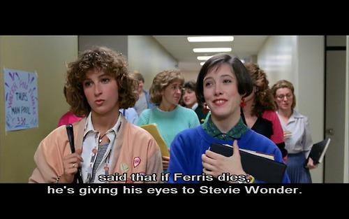 Ferris Bueller's Day Off Jeanie (3)