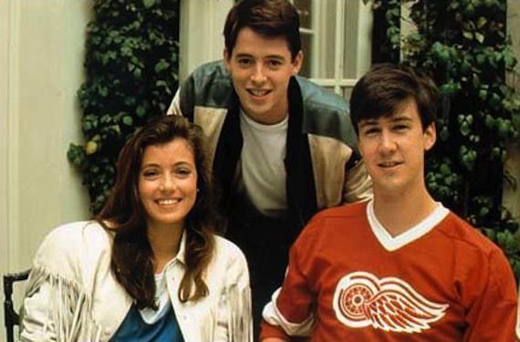 Ferris Bueller's Day Off Jeanie