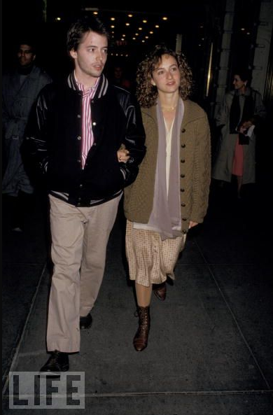 ferris bueller's day off jennifer grey matthew broderick dating (1)