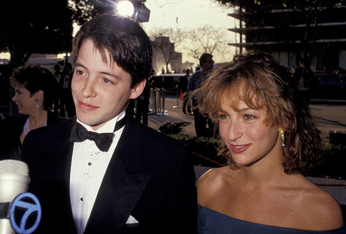 ferris bueller's day off jennifer grey matthew broderick dating (2)