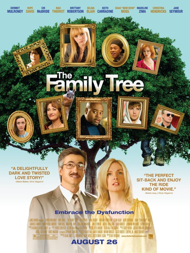 The Family Tree Movie Poster (3)