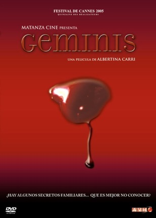 01 - Geminis movie poster - 2005 - Carri