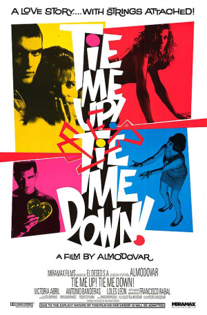 05 - movie poster - atame - tie me up tie me down - pedro almodovar