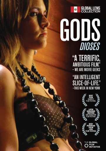 16 - Dioses - Gods - Peru - 2008 - Josue Mendez - Movie Poster - Large - Version - HQ