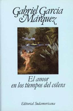 22 - Gabriel Garcia Marquez - Book - el amor en los tiempos del colera