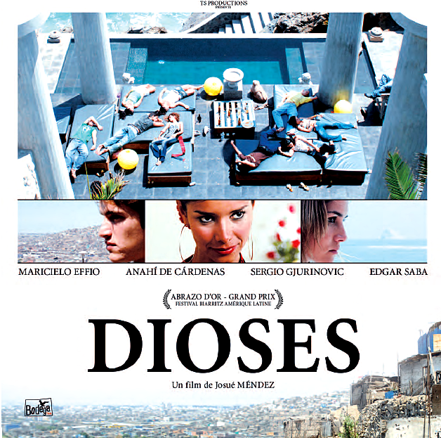 39 - Dioses - Gods - Peru - 2008 - Josue Mendez - Movie Poster - Large - Version - HQ (3)