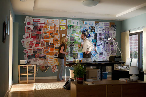 510 - homeland - carrie matheson - obsessed wall