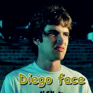 531 - Diego face