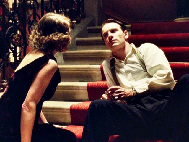 Michael Fassbender as Hamlet