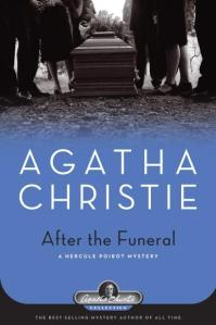 agatha christie after the funeral book cover
