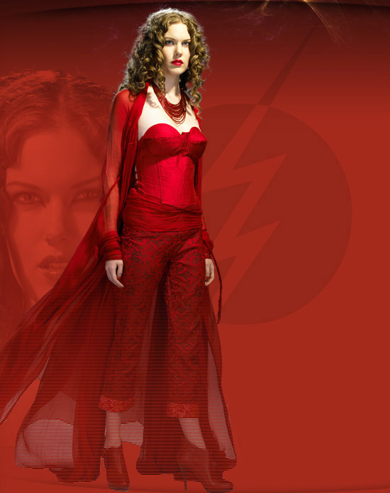 1200 - Flash Gordon - 2007 - Sci Fi Sy Fy - Aura - Anna van Hooft