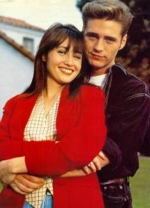 05 Beverly Hills 90210 Cast Promotional Jason Priestly Shannen Doherty Brandon Brenda (3)